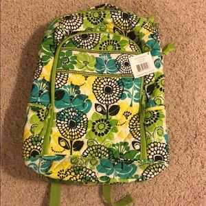 Vera Bradley Lime's Up Laptop Bag